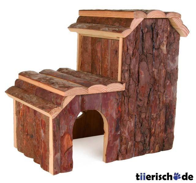 lotta haus mit heuraufe f r meerschweinchen 62062 von trixie g nstig bestellen bei. Black Bedroom Furniture Sets. Home Design Ideas