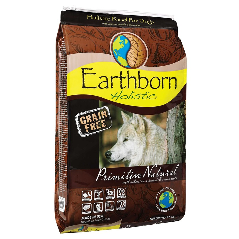 Earthborn Primitive Natural Dog Food