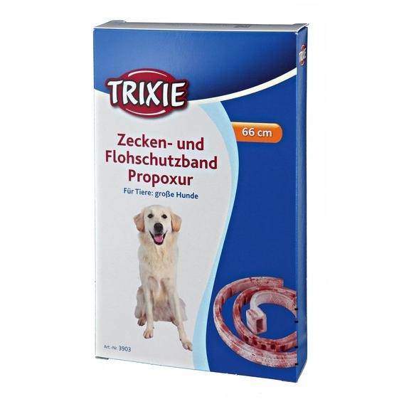 flohhalsband zeckenhalsband propoxur f r hunde und katzen 4003 von trixie g nstig bestellen bei. Black Bedroom Furniture Sets. Home Design Ideas
