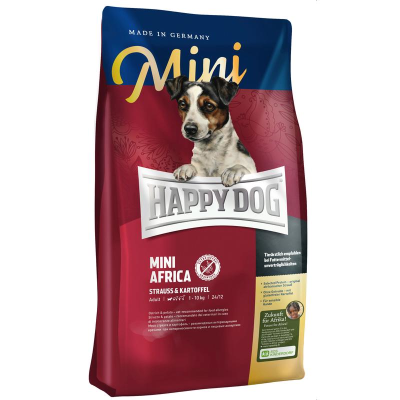 Happy Dog Supreme Mini Africa, 4 kg