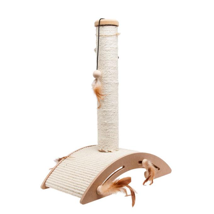 karlie flamingo kratzbaum seegras ella von karlie flamingo. Black Bedroom Furniture Sets. Home Design Ideas