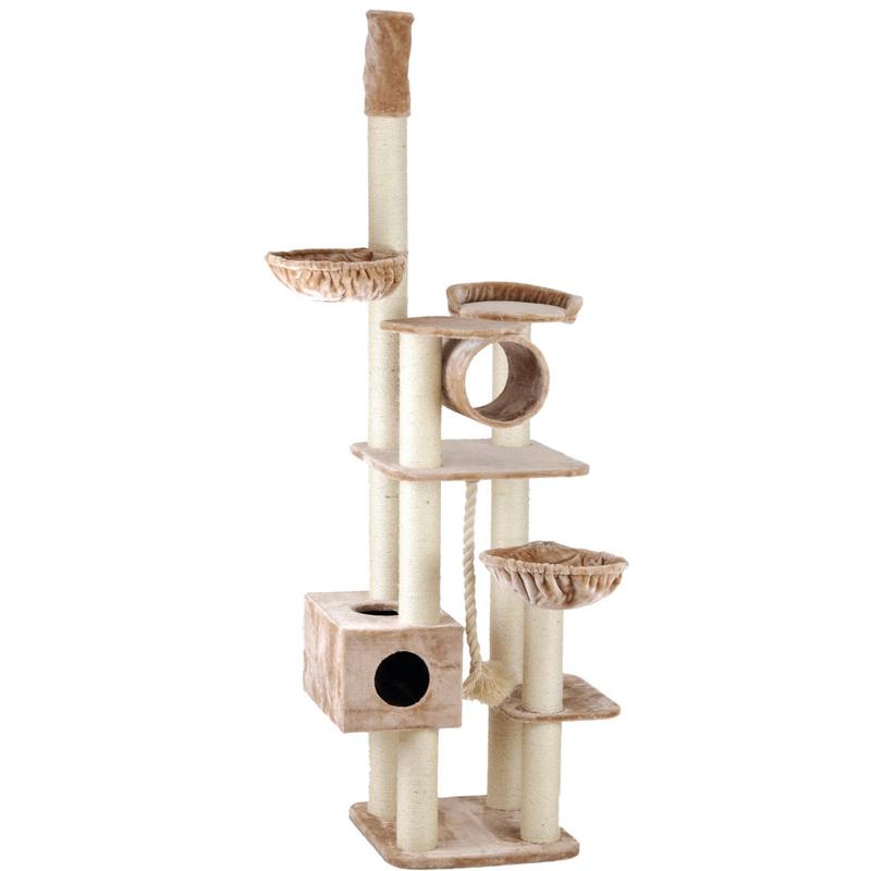 xxl kratzbaum kletterbaum maisy von silvio design g nstig. Black Bedroom Furniture Sets. Home Design Ideas