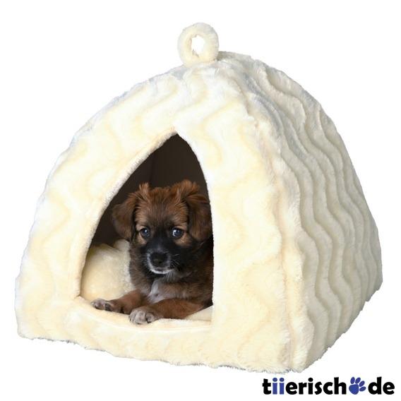 kuschelh hle f r katzen und kleine hunde delia 36339 von trixie g nstig bestellen bei. Black Bedroom Furniture Sets. Home Design Ideas