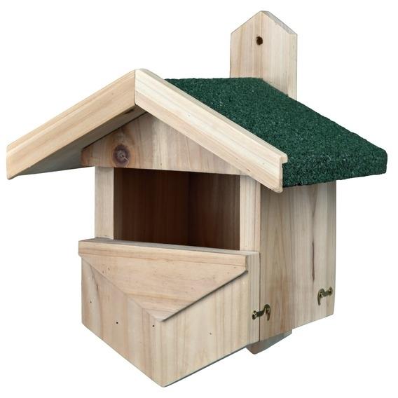 natura nistkasten f r halbh hlenbr ter 55902 von trixie g nstig bestellen bei. Black Bedroom Furniture Sets. Home Design Ideas