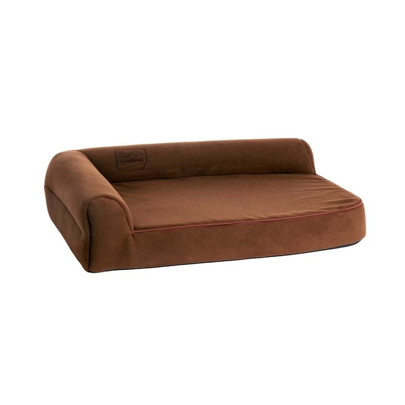 orthop disches hundebett ortho visco von karlie flamingo. Black Bedroom Furniture Sets. Home Design Ideas