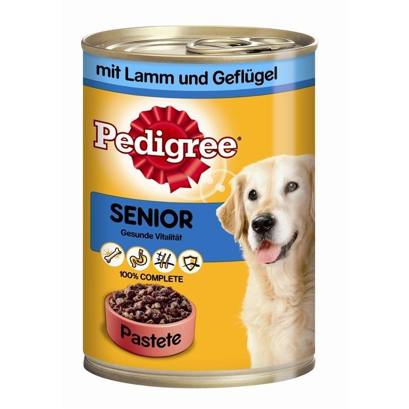 pedigree dose senior hundefutter von pedigree g nstig bestellen bei. Black Bedroom Furniture Sets. Home Design Ideas