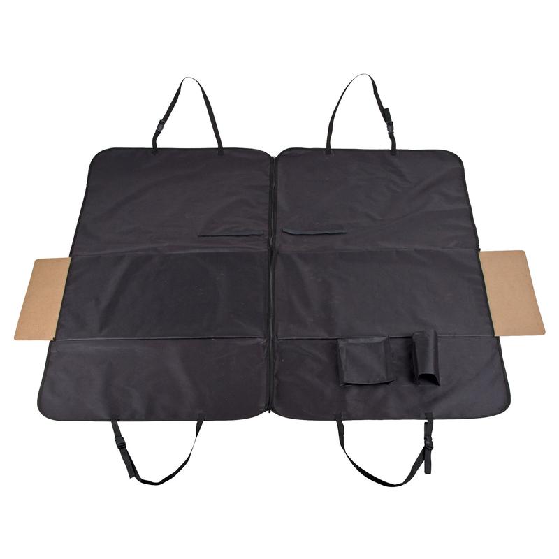 r ckbank hundedecke f r das auto von kerbl g nstig bestellen bei. Black Bedroom Furniture Sets. Home Design Ideas