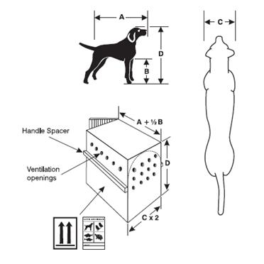 Transportbox Hund Gulliver Iata Flugbox Von Stefanplast