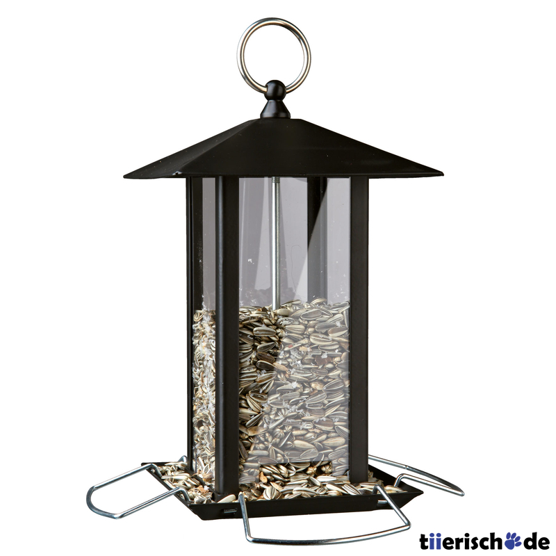 vogel futterspender zum aufh ngen aus metall 55621 von trixie g nstig bestellen bei. Black Bedroom Furniture Sets. Home Design Ideas