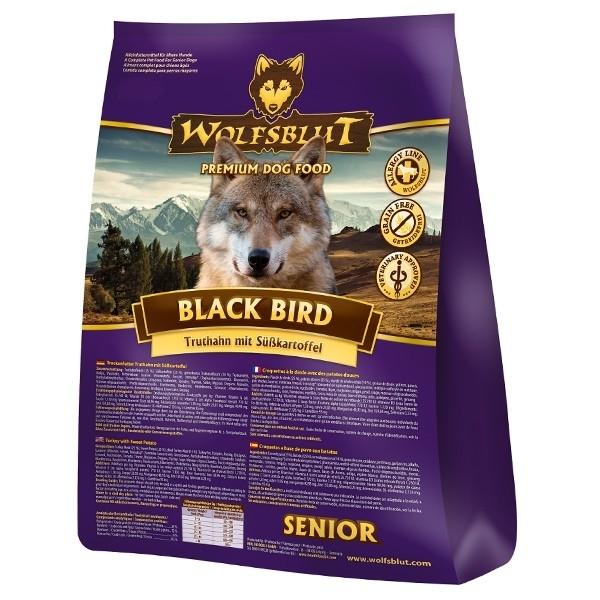 wolfsblut black bird senior hundefutter von wolfsblut g nstig bestellen bei. Black Bedroom Furniture Sets. Home Design Ideas
