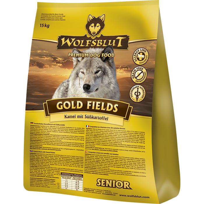wolfsblut gold fields senior von wolfsblut g nstig bestellen bei. Black Bedroom Furniture Sets. Home Design Ideas
