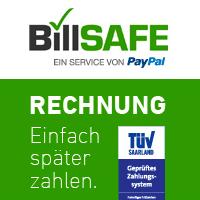 Rechnungskauf mit BillSAFE