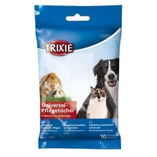 10 Universal Pflegetcher fr Hunde und Katzen mit Aloe Vera