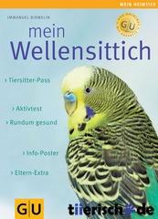 Mein Wellensittich Buch