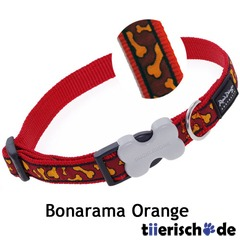 Red Dingo Halsband Design Bonarama