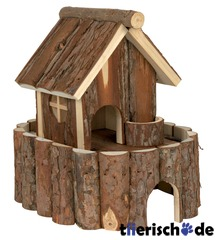 Hamsterhaus aus Holz Bo