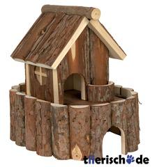 Hamsterhaus aus Holz Bo