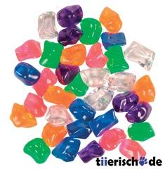 Aquarium Kristallsteine, 36 Stück