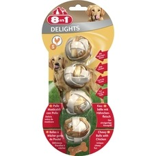 8in1 Delights Kaublle fr Hunde