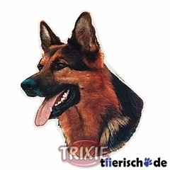 Hundeaufkleber Deutscher Schferhund
