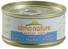 Almo Nature Senior Katzenfutter