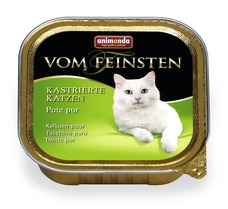 Animonda vom Feinsten fr kastrierte Katzen