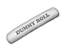 Dummy Rolle für Welpen, 100g weiß