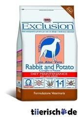 Exclusion Diet Kaninchen & Kartoffel, 12,5 kg