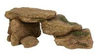 Felsen für Aquarium