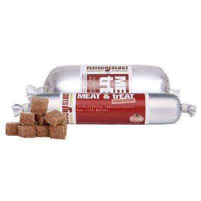 Fleischeslust MEAT & trEAT Trainingswurst