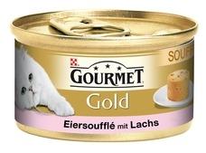 GOURMET Gold Eiersoufflé Katzenfutter