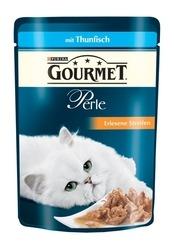 GOURMET Perle erlesene Streifen Katzenfutter