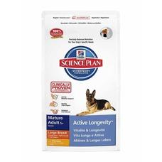 Hills Canine Mature Adult Senior 5+ Large Breed Hundefutter, 3 kg