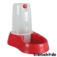 Wasserspender fr Hunde