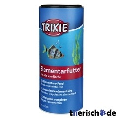Fischfutter Elementarfutter fr Zierfische