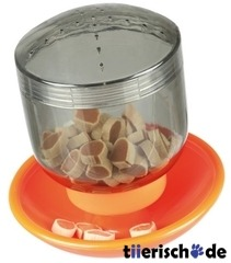 Snackspielzeug fr Hunde Snack Bouncer