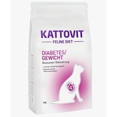 Kattovit Feline Diet Diabetes Gewicht