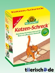 Katzenschreck Fernhaltemittel