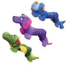 KONG Shaker Hundespielzeug, Drache, medium, 40 cm
