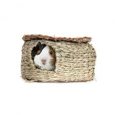 Living World Green Seegras Hütte für Kleintiere