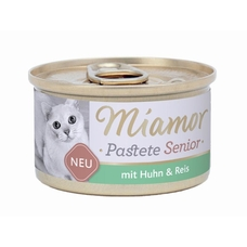 Miamor Pastete Senior Katzenfutter