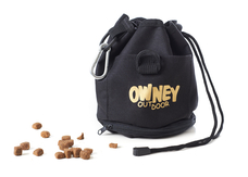 OWNEY Goody Bag Futterbeutel mit Kotbeutelspender