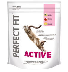Perfect Fit Active mit Huhn Katzenfutter