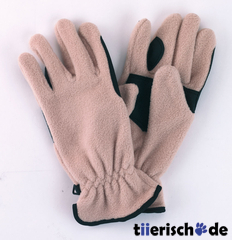 Reithandschuhe Fleece
