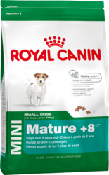 Royal Canin Mini Mature +8 Hundefutter