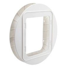 SureFlap Haustierklappe Montageadapter für Glas