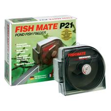 Teichfutterautomat Fish Mate P21