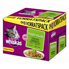Whiskas Sanfte Küche Multipack