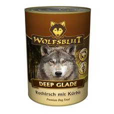 Wolfsblut Dose Deep Glade Nassfutter für Hunde, 12 x 395g