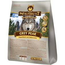Wolfsblut Grey Peak Senior, 15 kg